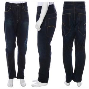 G-Star Denim Straight Leg Jean